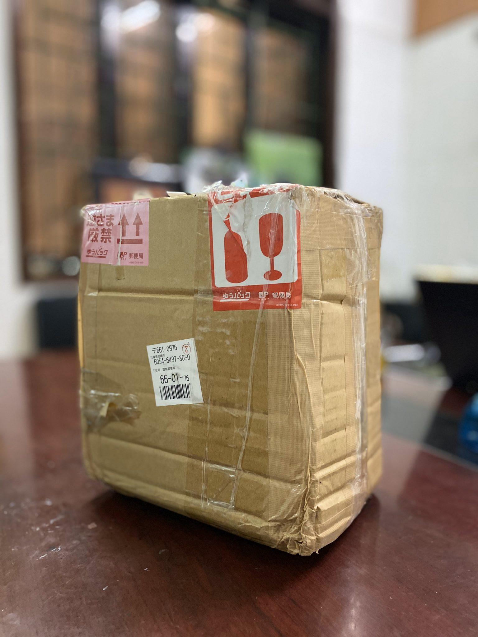 Dịch vụ chuyển phát nhanh xách tay đồ gốm sứ từ Nhật về Việt Nam