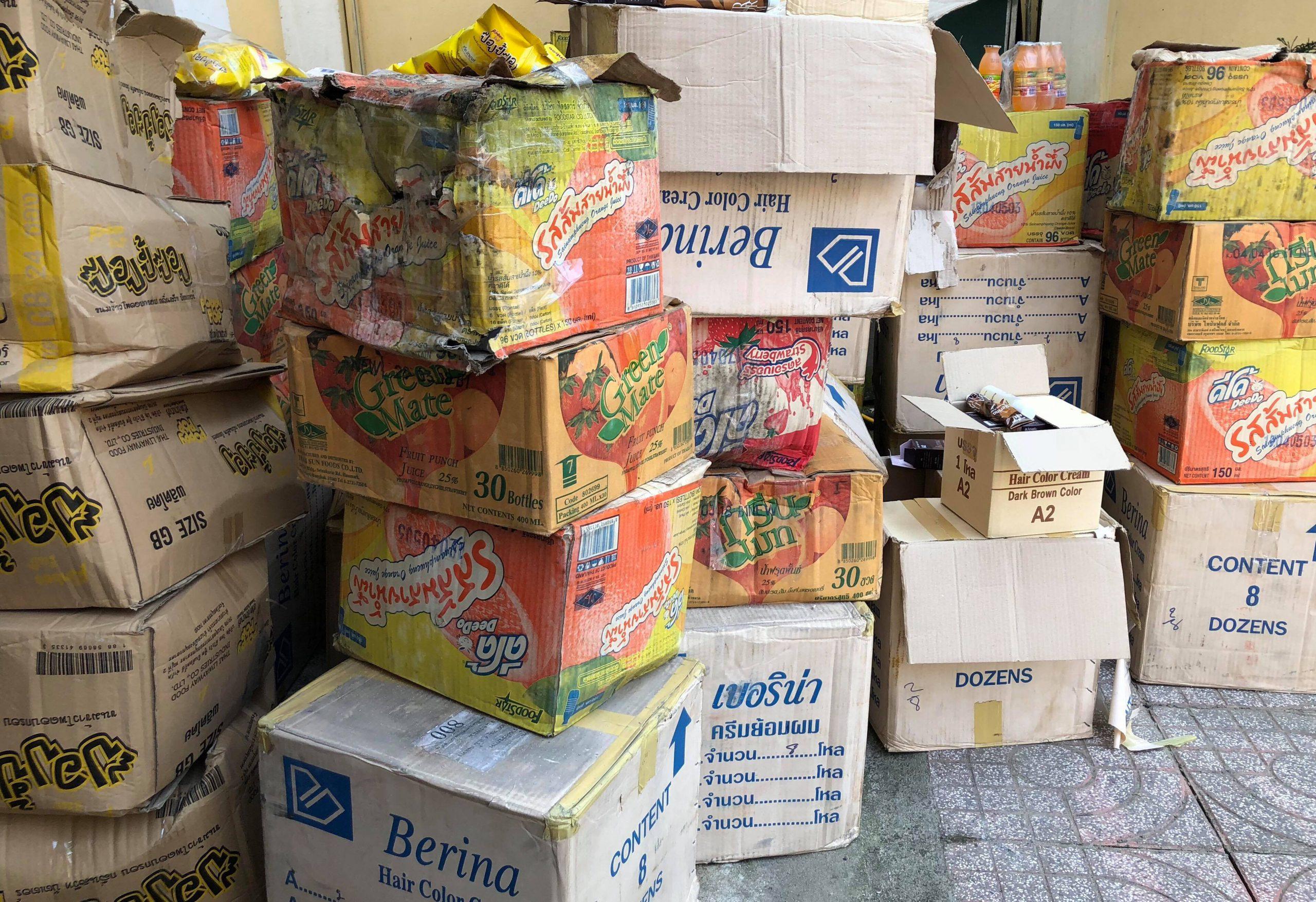 Vận chuyển hàng hóa đi Đảo Síp
