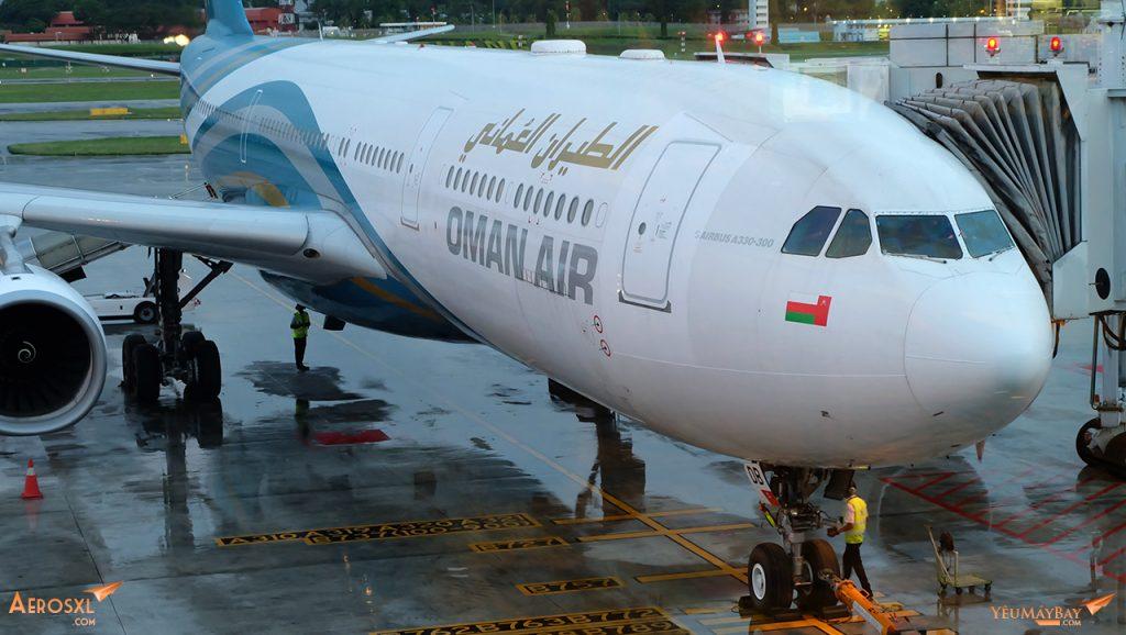 Chuyển phát nhanh hàng hóa đi Oman giá rẻ