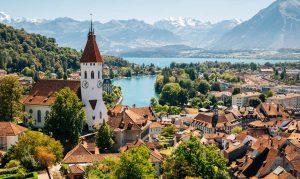 Chuyển phát nhanh hàng hóa đi Thụy Sĩ giá rẻ