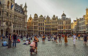 Gửi hàng hóa đi Brussels - Bỉ