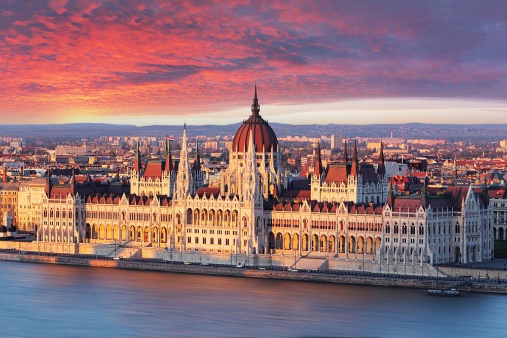 Vận chuyển hàng hóa đi Hungary giá rẻ